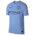 Shirt Manchester City home 2017-18 NIKE kid