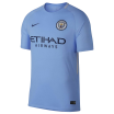 Shirt Manchester City home 2017-18 NIKE kid