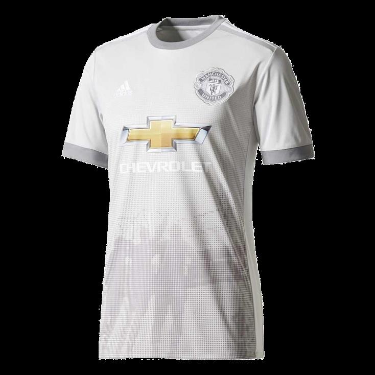 Camiseta Manchester United third 2017-18 Adidas