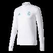 Training top Real Madrid Adidas 2017-18 blanc