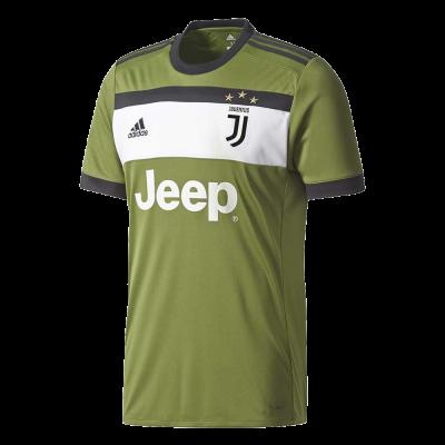 Maillot Juventus third 2017-18 Adidas