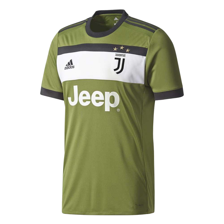 d9d424d0f1104 Camiseta Juventus third 2017-18 Adidas