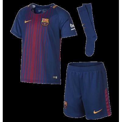 Mini kit FC Barcelona domicilio NIKE