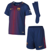 Mini kit FC Barcelona domicilio NIKE