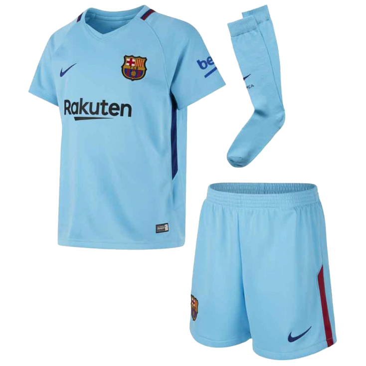 Mini kit FC Barcelona away NIKE