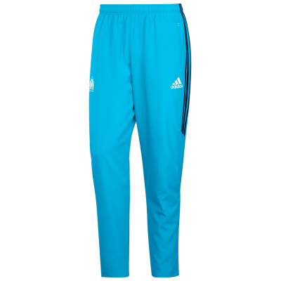 Pantalon entrenamiento OM ADIDAS azul