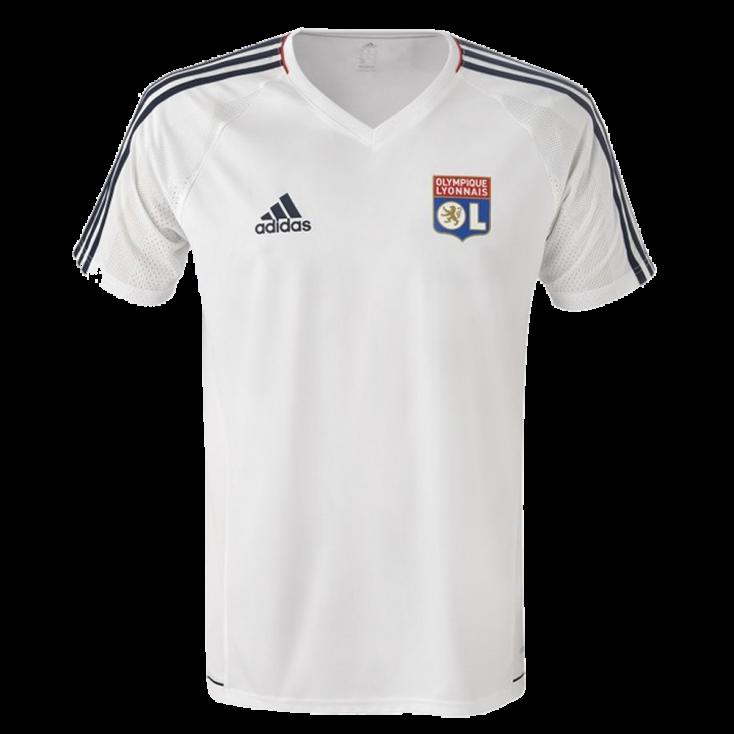 Training Lyon Adidas 2017-18