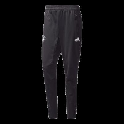 Pantalon entrainement Manchester United ADIDAS noir