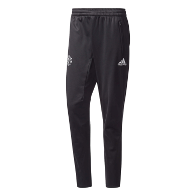 Pantalon entrenamiento Manchester United ADIDAS negro
