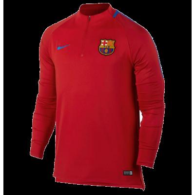 Training top FC Barcelona Nike red