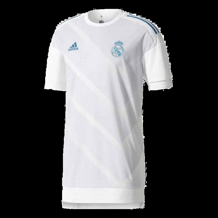 6b6d1cc7d776b Camiseta calentamiento Real Madrid Adidas