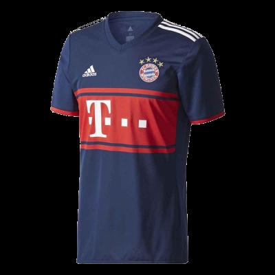 Maillot Bayern Munich extérieur 2017-18 ADIDAS junior