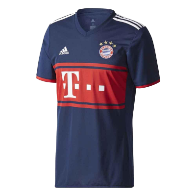 Shirt Bayern Munich away 2017-18 ADIDAS kid