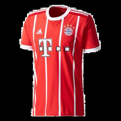 Camiseta Bayern Munich domicilio 2017-18 ADIDAS niño