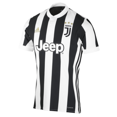 Shirt Juventus home 2017-18 Adidas kid
