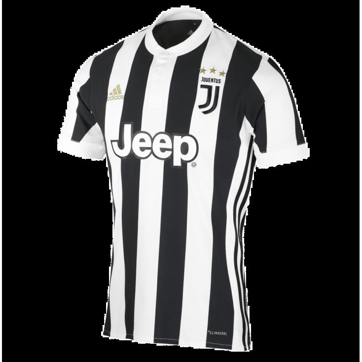 Shirt Juventus home 2017-18 Adidas