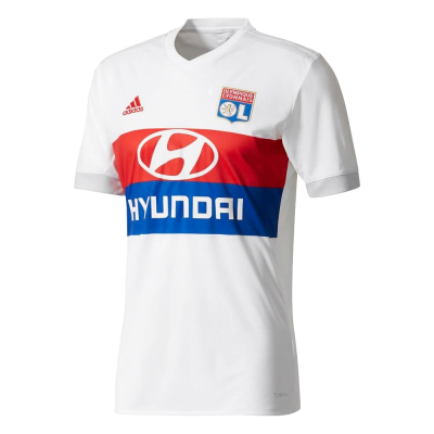 Maillot OL domicile 2017-18 ADIDAS junior