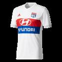 Camiseta Lyon domicilio 2017-18 ADIDAS niño