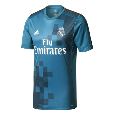 Camiseta Real Madrid third 2017-18 ADIDAS niño