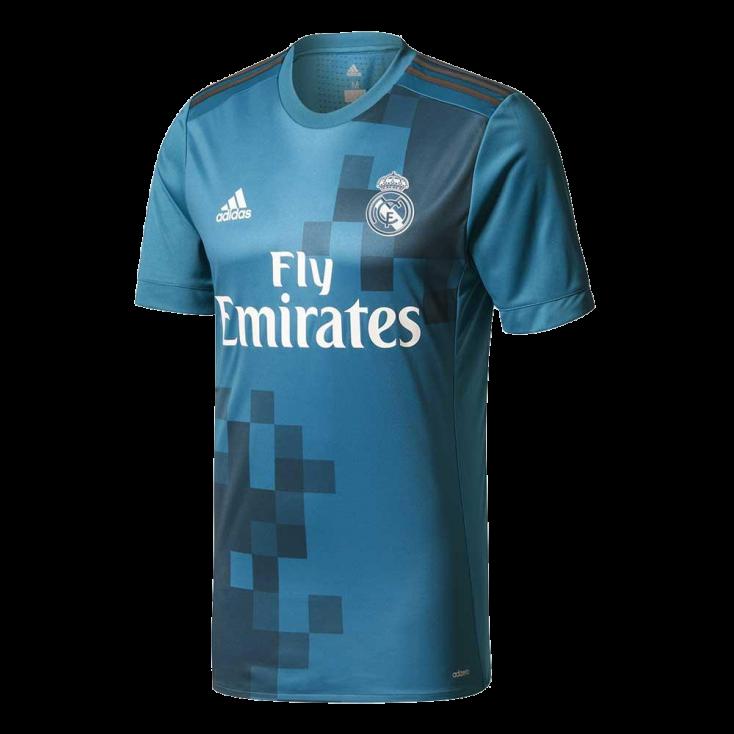 Camiseta Real Madrid third 2017-18 ADIDAS