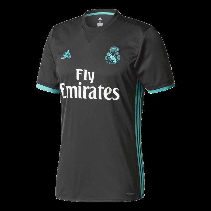 Camiseta Real Madrid extérior 2017-18 ADIDAS