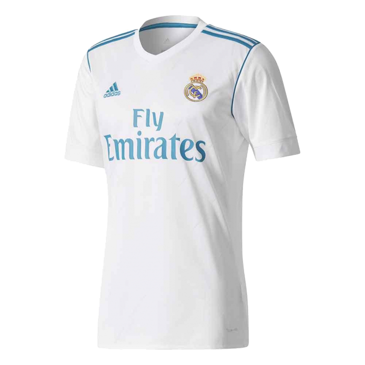 Maillot Real Madrid domicile 2017-18 ADIDAS