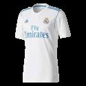 Camiseta Real Madrid domicilio 2017-18 ADIDAS niño