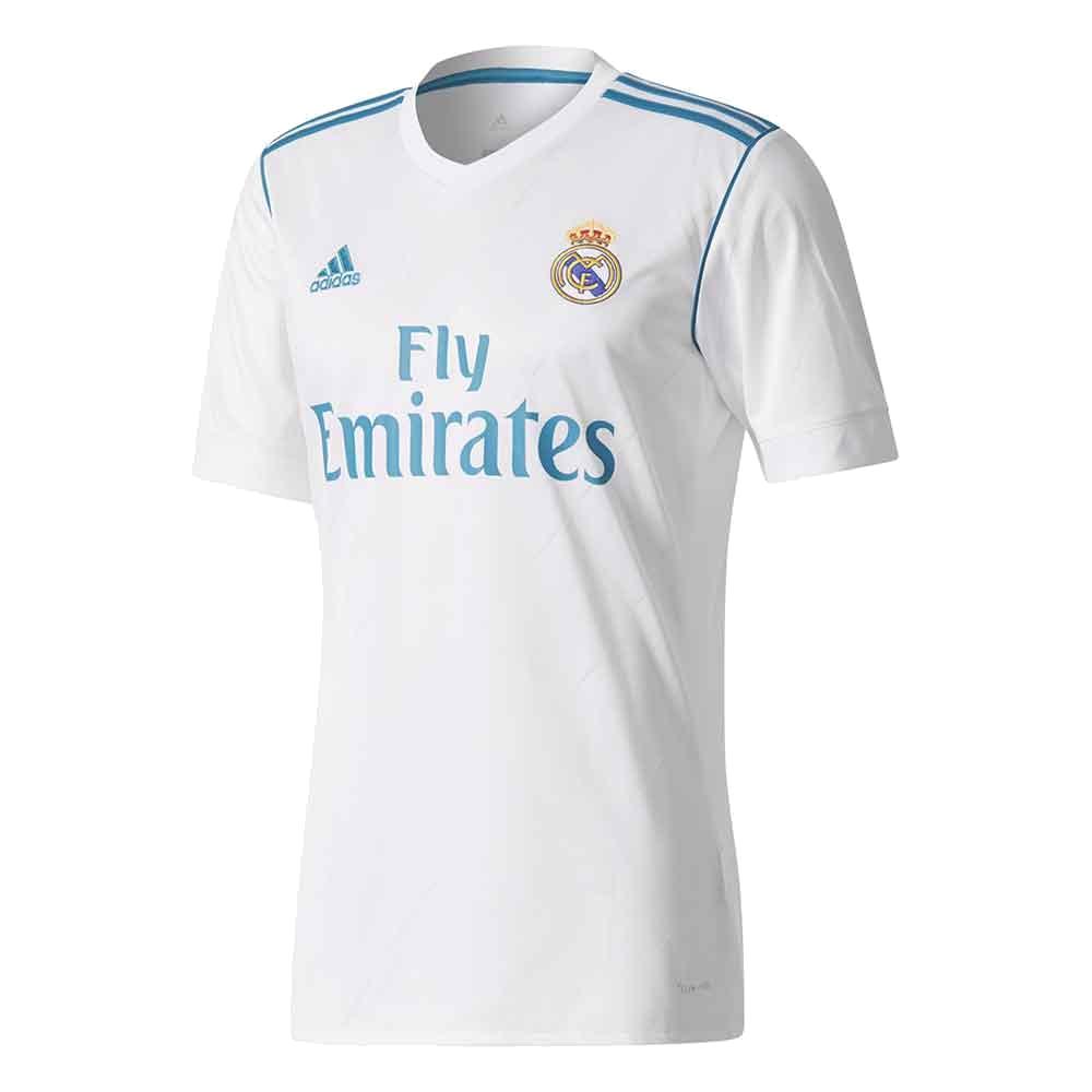 87a337fe687 Camiseta Real Madrid domicilio 2017-18 ADIDAS. Loading zoom