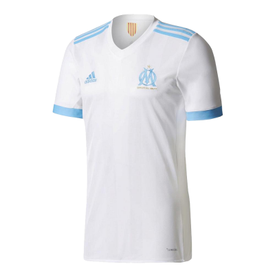 Shirt Marseille home 2017-18 ADIDAS kid