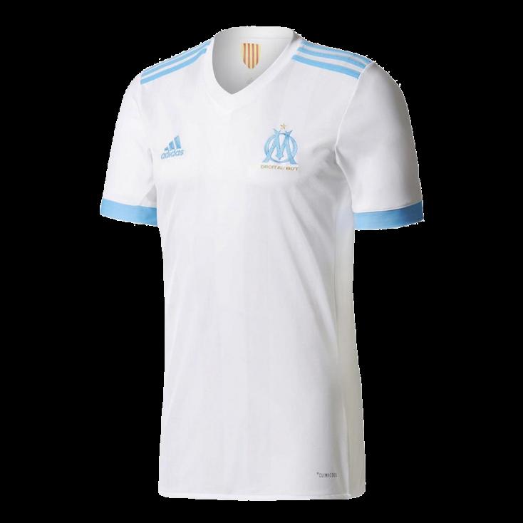 Shirt Marseille home 2017-18 ADIDAS
