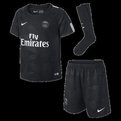 Mini kit PSG third 2017-18 NIKE