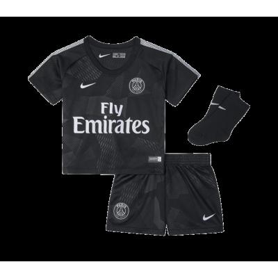 Mini kit bébé PSG third 2017-18 NIKE