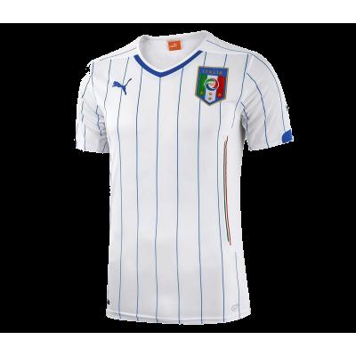 Camiseta Italia exterior niño 2014-16 PUMA