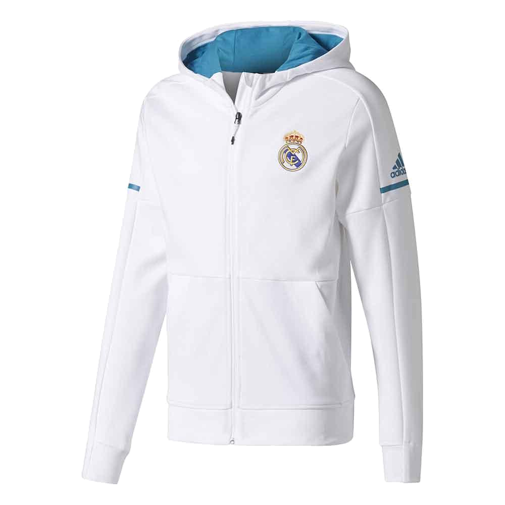 7fe90ce1f8 Jacket Real Madrid Anthem 2017-18 ADIDAS