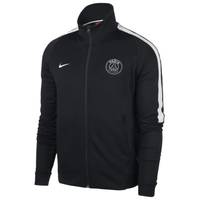 Jacket PSG black Nike kid