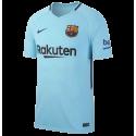 Camiseta FC Barcelona extérior 2017-18 NIKE niño