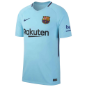 Shirt FC Barcelona away 2017-18 NIKE kid