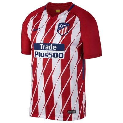 Shirt Atletico Madrid home 2017-18 NIKE