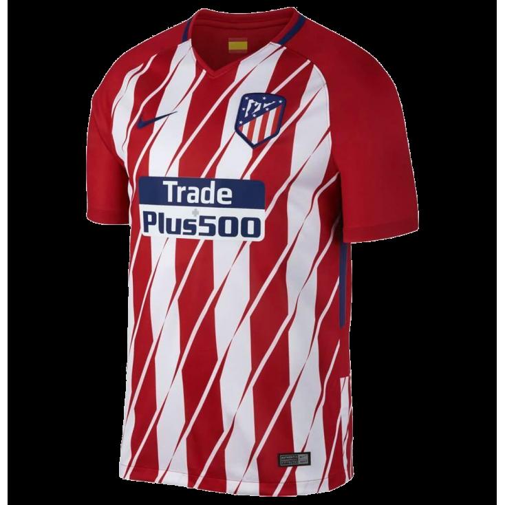 Camiseta Atletico Madrid domicilio 2017-18 NIKE