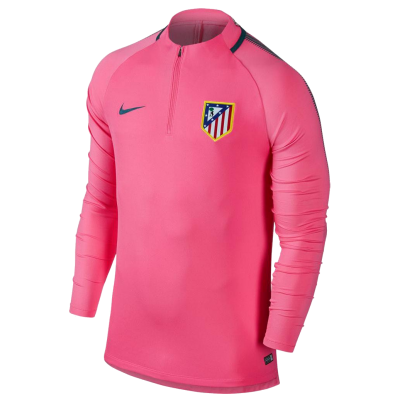 Training top Atletico Madrid Nike rose