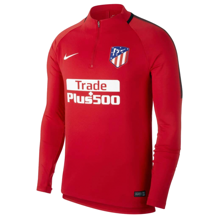 Training top Atletico Madrid Nike