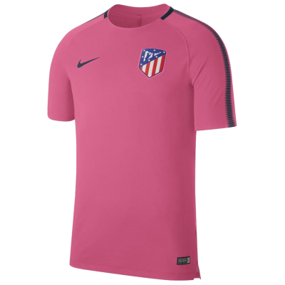 Training Atletico Madrid Nike pink