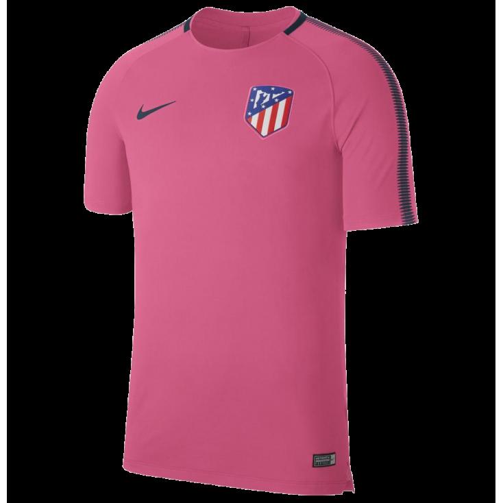 Training Atletico Madrid Nike pink