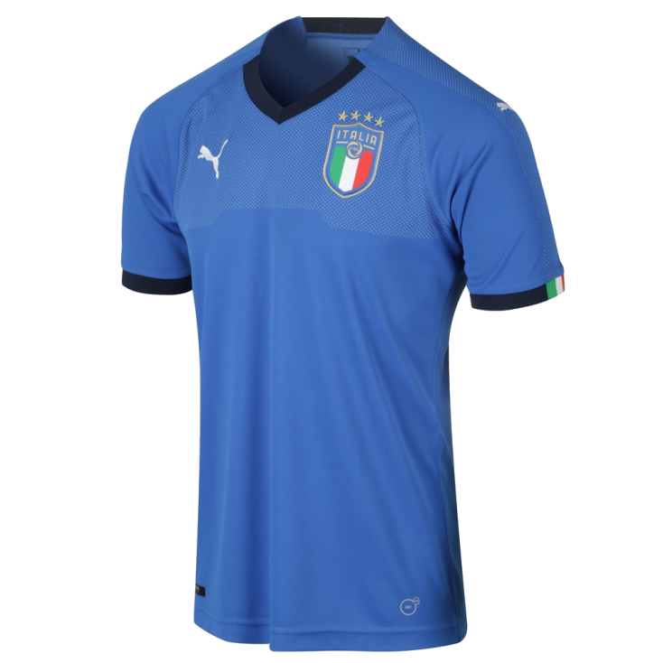 Shirt Italia home WC 2018 PUMA