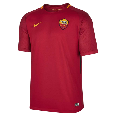Maillot AS Roma domicile 2017-18 NIKE