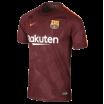 Shirt FC Barcelona third 2017-18 NIKE