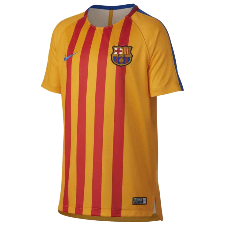 Training shirt FC Barcelona kid NIKE