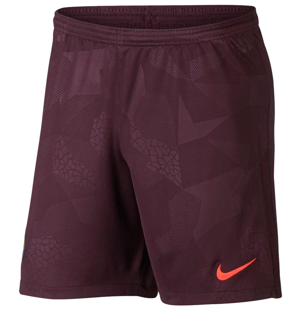 Pantalon corto FC Barcelona third 2017-18 NIKE e97b0759674