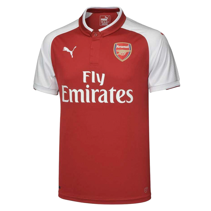 Shirt Arsenal home 2017-18 PUMA