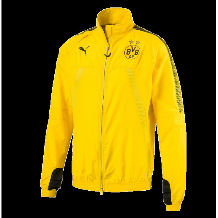 Rain jacket Borussia Dortmund Puma